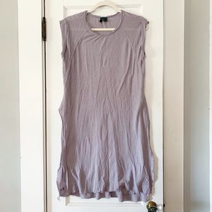 Anthropologie left of center lightweight tunic